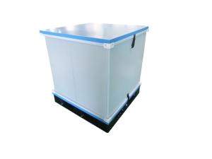 機械輸送用大型ボックスパレット(通い箱)