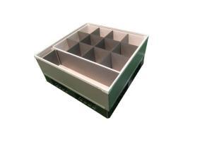 パレット付き通い箱