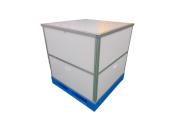 自動倉庫用ボックスパレットの製作事例